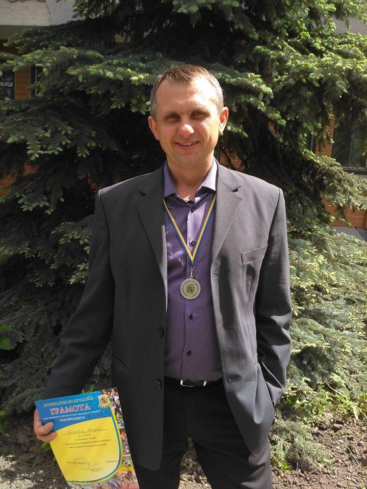 Валерій Больбот, діючий депутат міськради